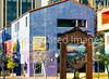 Colorful buildings in downtown Tucson, AZ - C3-0012 - 72 ppi