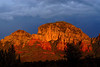 Red Rock - Secret Mountain Wilderness in the Coconino National Forest near Sedona, Arizona.