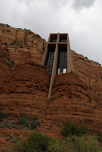 Sedona, Frank Loyd Wright's Chapel