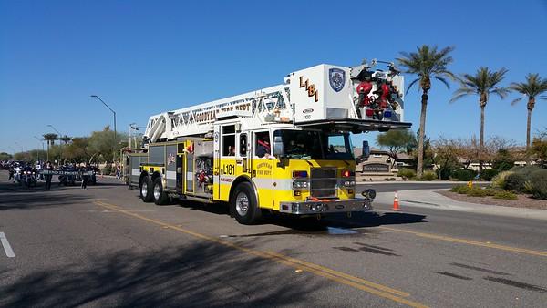 Fire vehicles