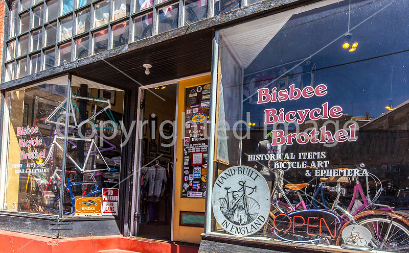 Bisbee Bicycle Brothel in Bisbee, Arizona - D5-C2-0025 - 72 ppi