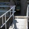 Buckskin Mtn lakeside restaurant (closed for the season)