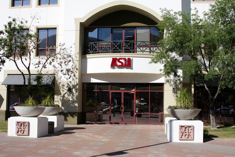 ASU downtown campus