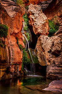 Elves Chasm, Grand Canyon National Park
