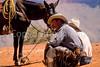 Grand Canyon, AZ - Cowboys with packhorses - 4 - 72 dpi