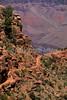 Hiker(s) in Grand Canyon National Park, AZ - 101 - 72 dpi
