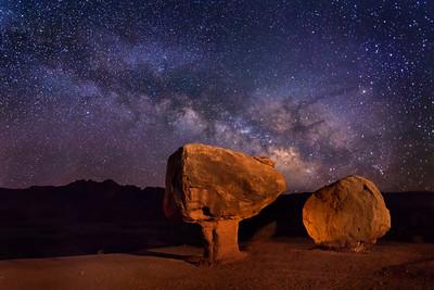Balanced Rock Glen Canyon National Recreation Area