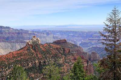 Grand Canyon North Rim - Vista Encantada