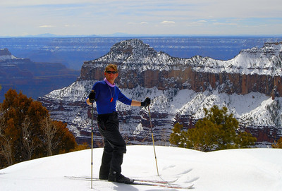 Grand Canyon Winter Ski Traverse