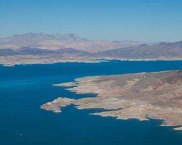 Lake Meade Aerial