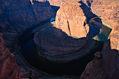 Horseshoe Bend - early morning