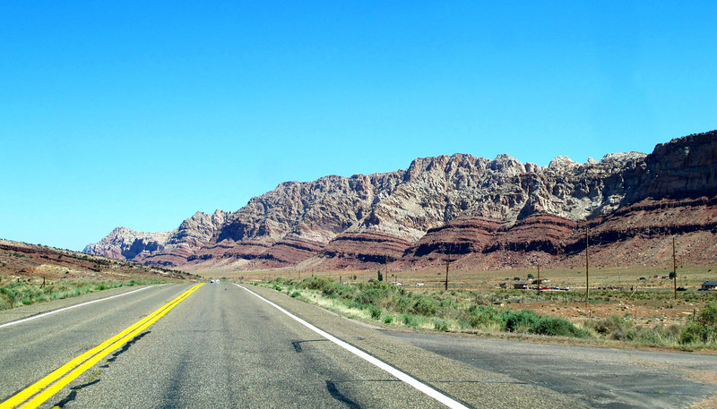 Hwy 89 to Lees Ferry AZ