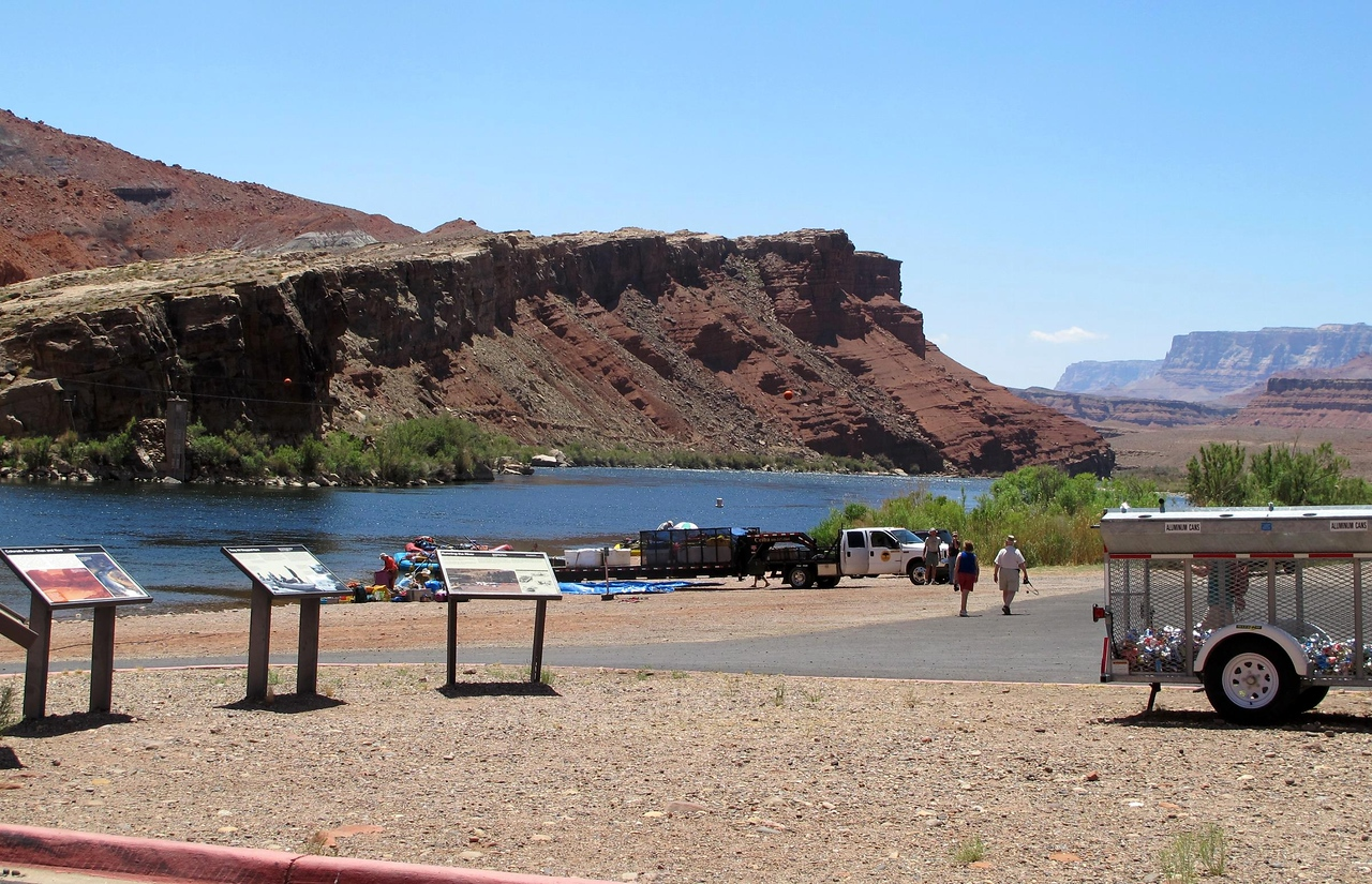 Colorado River Tours launch
