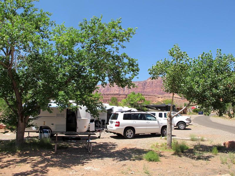 Diane (CAgal)'s campsite