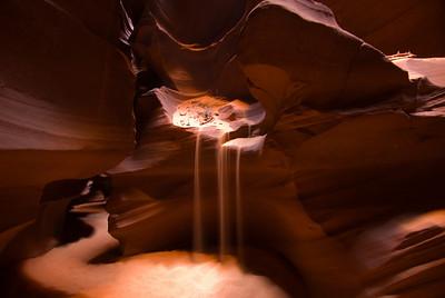Upper Antelope Canyon, Navajo Nation