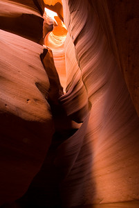 Upper Antelope Canyon, Navajo Nation
