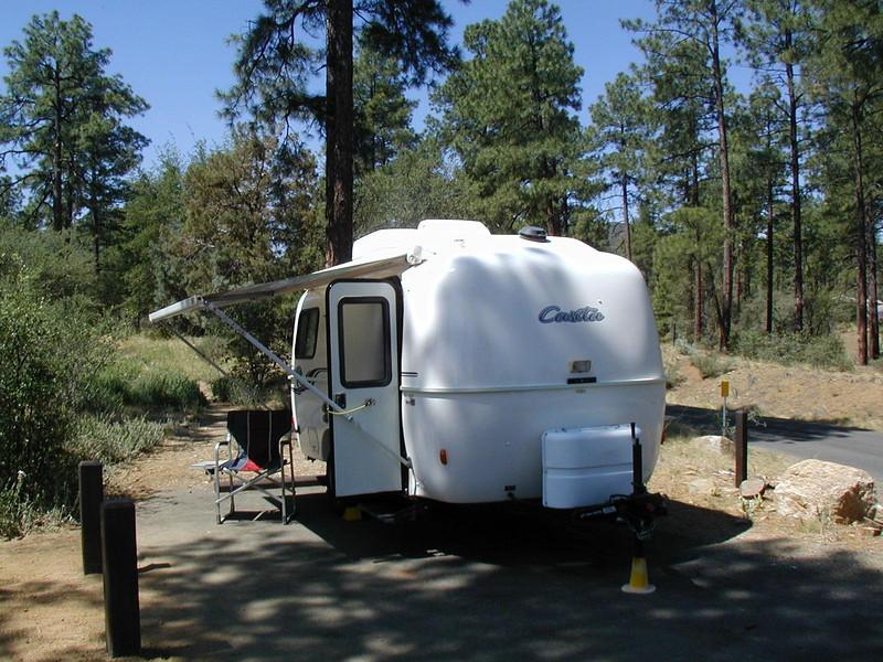 Lynx Campground, #24