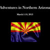 Northern Arizona 2013 - Title Page