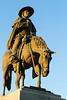 Father Kino statue in Tucson, AZ - C3-0041 - 72 ppi