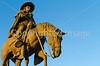 Father Kino statue in Tucson, AZ - C3-0057 - 72 ppi