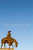 Father Kino statue in Tucson, AZ - C3-0033 - 72 ppi