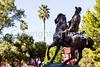 Pancho Villa statue in Tucson, AZ - C3-0196 - 72 ppi