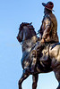 Pancho Villa statue in Tucson, AZ - C3- - 72 ppi