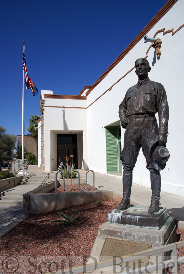 Arizona Historical Society, Tucson