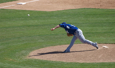 LA Dodgers pitcher.