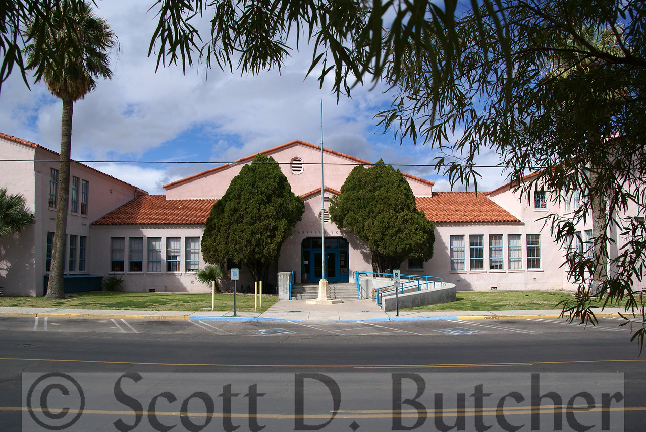 Carrillo Elementary School, Tucson