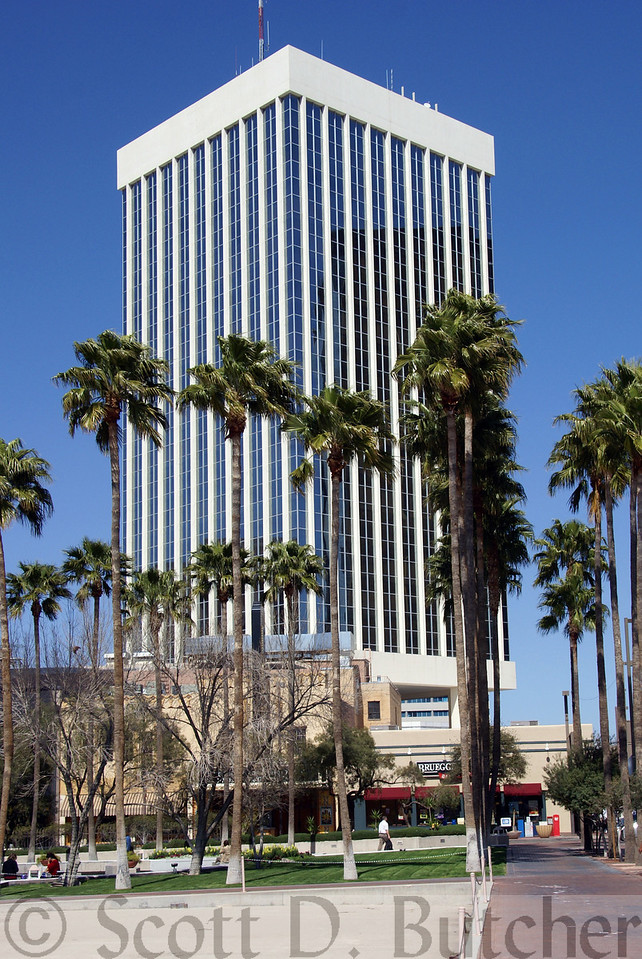 Bank of America Plaza, Tucson