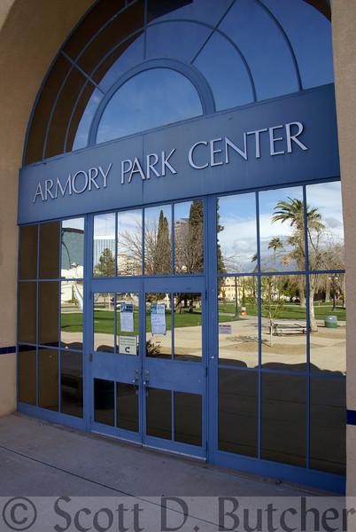 Armory Park Center, Tucson