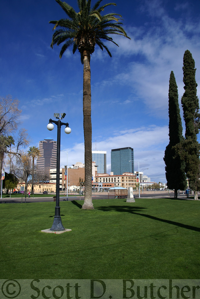 Armory Park, Tucson