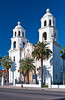 The Saint Augustine Cathedral in  Tucson, Arizona, USA.