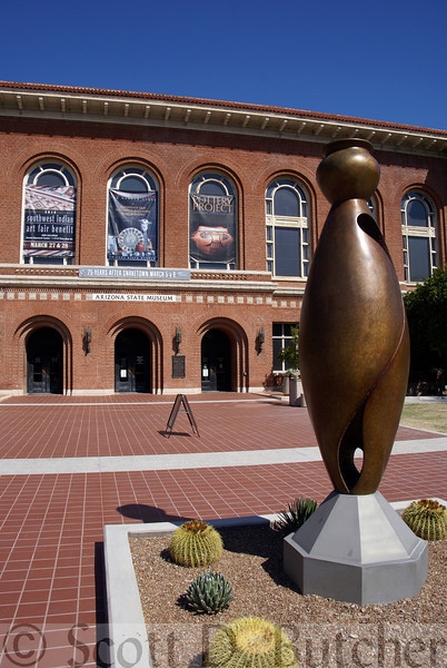 Arizona State Museum, Tucson