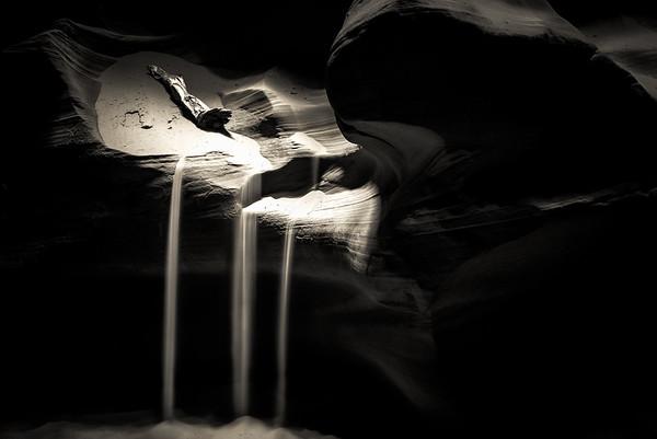 Strings of Sand