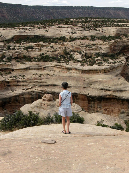 Natural Bridges National Monument & Alice Tuvell