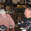 Grand Canyon North Rim Saloon ~ Jeff (DirtDawg) and Alan Knudson