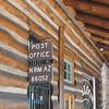 Grand Canyon North Rim post office, right next to the Saloon