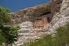 Montezuma Castle National Monument near Camp Verde, Arizona, USA.