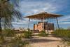 The Casa Grande National Monument, Arizona, USA.