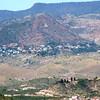view of Jerome from Tuzigoot