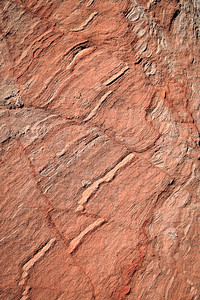 Small scale faulting details - White Pocket