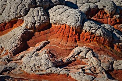 Soft sediment deformation - White Pocket