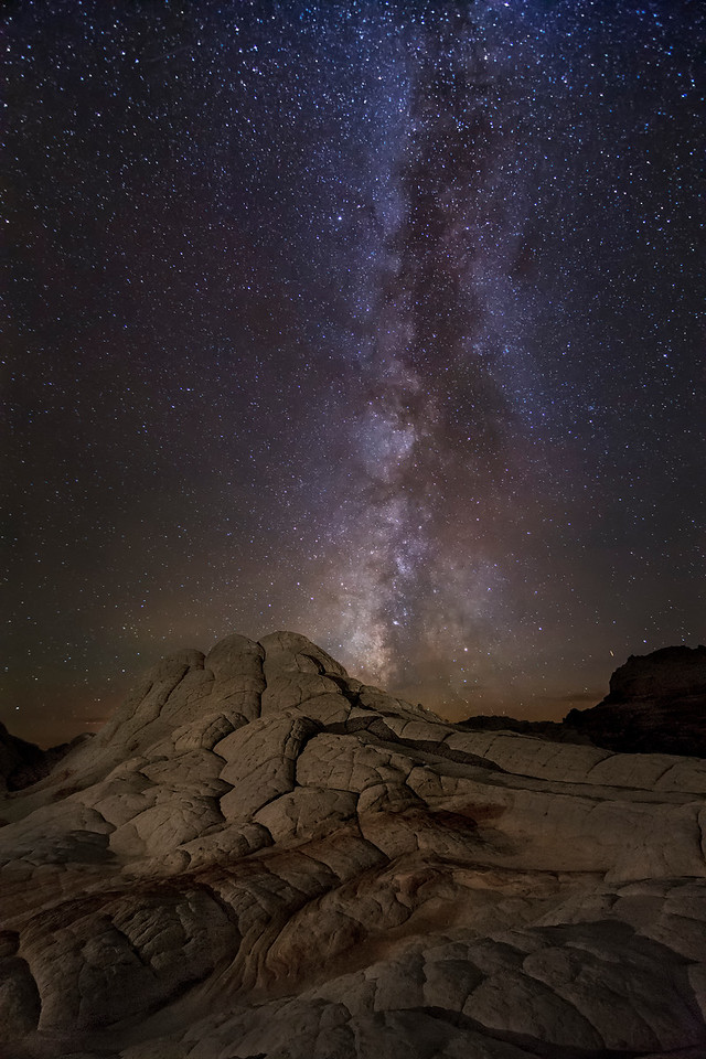 Honeycomb Milky Way