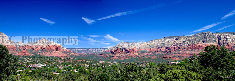 Sedona Area Panoramic