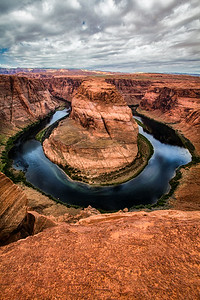 Horseshoe Bend Portrait