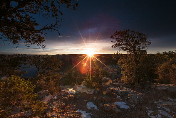 Sunrise | Grand Canyon National Park