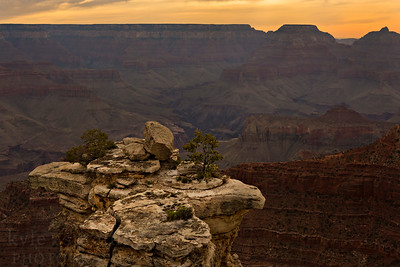 Morning light at Mather Point in Grand Canyon National Park.   © Kyle Spradley Photography | www.kspradleyphoto.com