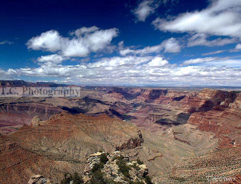 Colorado River and The Grand Canyon